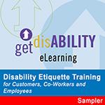 Disability Etiquette Training Sampler